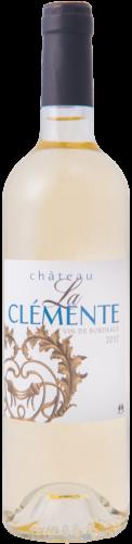 """Château La Clémente, vin de Bordeaux blanc """"Petit moelleux"""""""