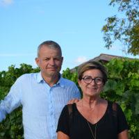 Pascal et Sylvie Maurin